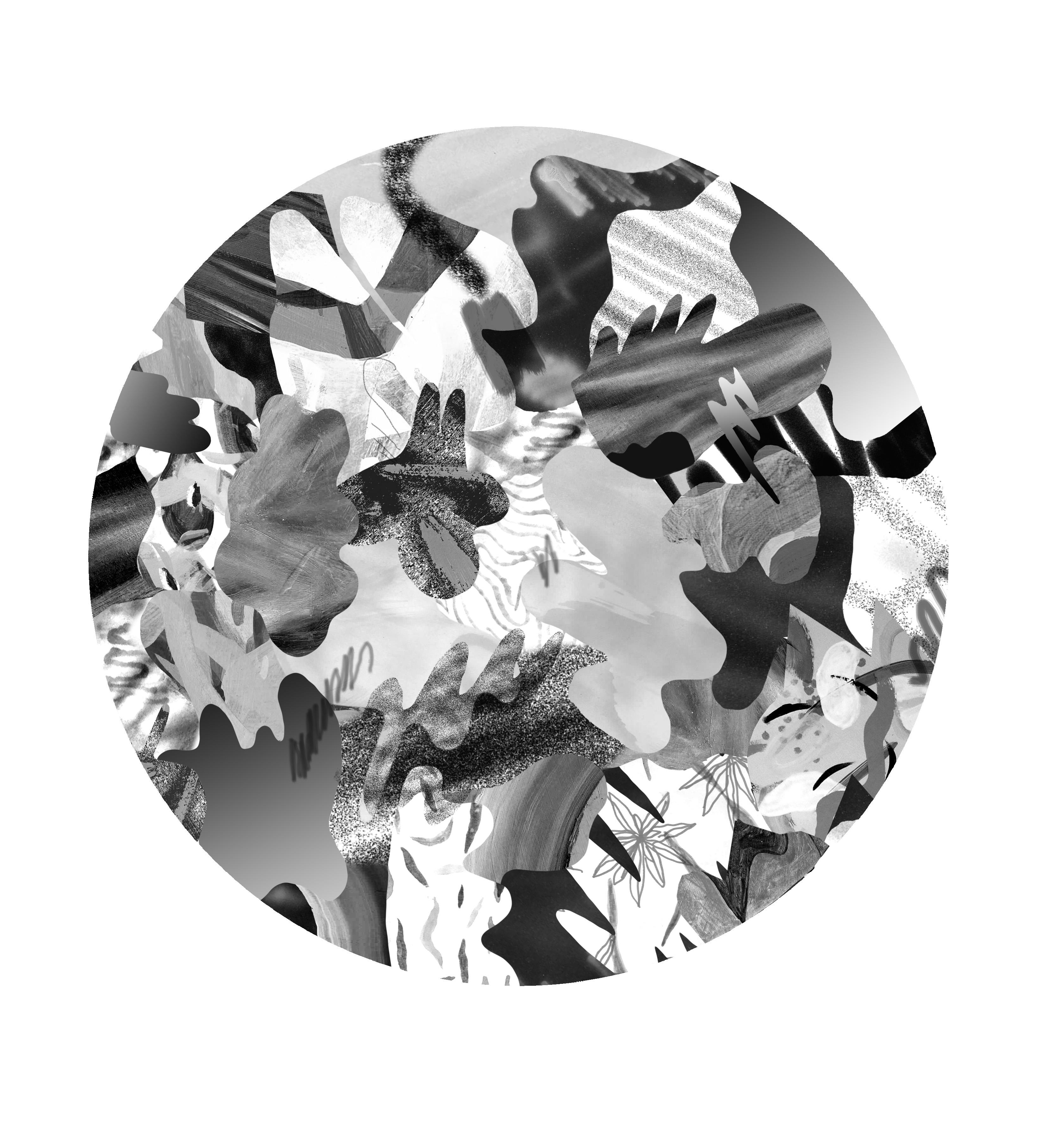 Mourir heureux - Risographie - 14,8 x 21 cm - 2017
